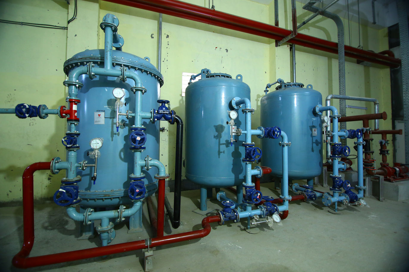 Plumbing Amp Fire Fighting Projects