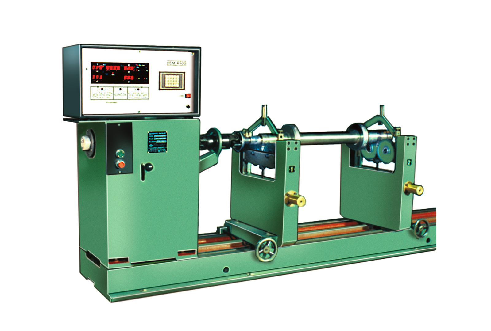 Horizontal Dynamic Balancing Machines
