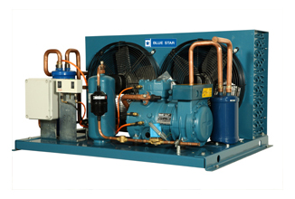 Refrigeration Systems Semi-Hermetic Series (Super Tropicalised)