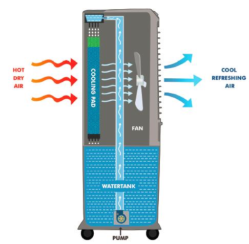 Air Coolers - Buy Portable, Desert & Tower Air Coolers in